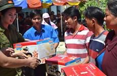 Công ty Sunhouse tặng 250 phần quà cho ngư dân đảo Lý Sơn