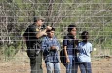 Mỹ: Đề nghị chi 2 tỷ USD xử lý tình trạng trẻ nhập cư trái phép