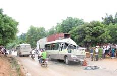 Tai nạn giao thông 6 tháng đầu năm giảm trên cả ba tiêu chí