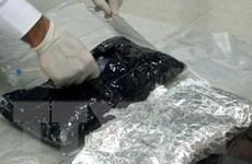 Thành phố Hồ Chí Minh: Phá đường dây vận chuyển 7,1kg ma túy