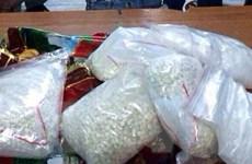Lào Cai phá vụ vận chuyển ma túy lớn nhất từ trước đến nay