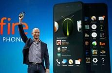Amazon giới thiệu mẫu điện thoại thông minh Fire Phone mới