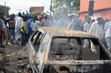 Đánh bom đẫm máu tại Nigeria, ít nhất 17 người thiệt mạng