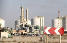 Giá dầu mỏ thế giới giảm do Libya chuẩn bị tăng sản lượng