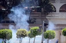 Ai Cập tiếp tục bắt giữ nhiều thủ lĩnh phe Hồi giáo đối lập