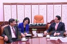 Quốc hội Hàn Quốc chú trọng chính sách hỗ trợ các cô dâu Việt