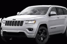 Hãng Chrysler báo lỗi 900.000 xe SUV do vấn đề về gương