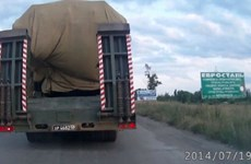 Nga phủ nhận cấp tên lửa Buk cho phiến quân ở miền Đông Ukraine