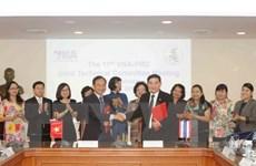 TTXVN tăng hợp tác thông tin với Cơ quan quan hệ công chúng Thái Lan