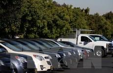 """Các """"đại gia"""" ôtô tiếp tục làm ăn phát đạt tại thị trường Mỹ"""