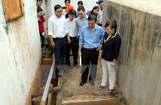 Nguồn nước tại ổ dịch tiêu chảy ở huyện Bình Chánh ô nhiễm nặng