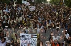 Các phe phái Palestine bàn thảo thỏa thuận ngừng bắn ở Gaza