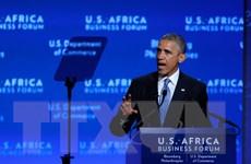 Mỹ cam kết mở rộng quan hệ hợp tác nhiều lĩnh vực với châu Phi