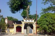 Mỹ tài trợ 40.000 USD giúp Vĩnh Phúc bảo tồn đình Cam Giá