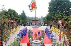Tưng bừng Lễ hội truyền thống mùa Thu Côn Sơn-Kiếp Bạc