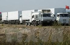 """""""Ukraine và Nga nhất trí về thủ tục với đoàn xe viện trợ nhân đạo"""""""