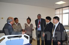 Việt Nam-Nam Phi trao đổi kinh nghiệm chăm sóc y tế cho dân