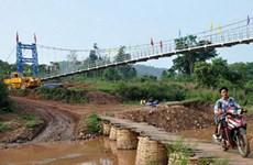 Điện Biên: Bà con mòn mỏi chờ cầu treo Sam Lang được sửa chữa