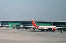 Máy bay chở khách của Ấn Độ đột nhiên bốc cháy khi hạ cánh