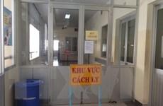 Một người từ vùng dịch Ebola về tự nguyện nhập viện cách ly