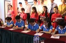 132 thủ khoa xuất sắc được ghi danh vào Sổ vàng tại Văn Miếu