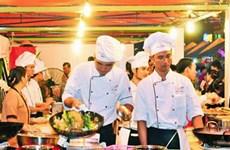 Bà Rịa-Vũng Tàu: Khai mạc Lễ hội ẩm thực phố Biển 2014