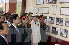 Tổ chức Lễ dâng hương Chủ tịch Hồ Chí Minh dịp Quốc khánh