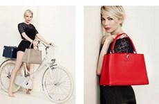 Michelle Williams đại diện cho chiến dịch mới của Louis Vuitton