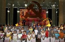 Trẻ em cả nước vui đón Tết Trung Thu ấm áp tình thương