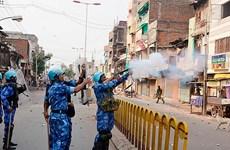Ấn Độ bắt 200 người sau làn sóng bạo lực tôn giáo ở bang Gujarat
