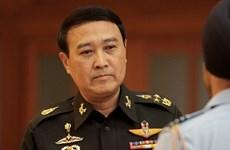 Tân Tư lệnh Lục quân Thái Lan cam kết không để xảy ra đảo chính