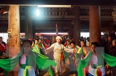 Thái Bình: Từng bừng lễ khai hội chùa Keo mùa Thu 2014