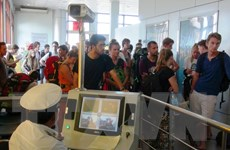 Việt Nam nâng cao cảnh giác, phòng chống dịch Ebola xâm nhập