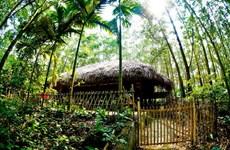 Thái Nguyên: Hấp dẫn làng nhà sàn dân tộc-sinh thái Thái Hải