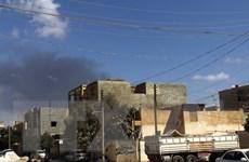 Ai Cập bác bỏ tin không kích phiến quân Hồi giáo tại Libya