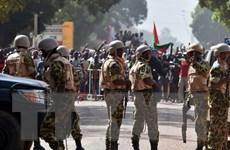 Quân đội Burkina Faso chiếm trụ sở đài truyền hình quốc gia