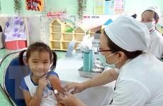 Kon Tum: Hơn 90% trẻ dưới 5 tuổi được tiêm chủng vắcxin sởi-rubella