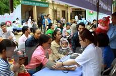 Đẩy mạnh xã hội hóa công tác chăm sóc sức khỏe nhân dân