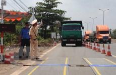 Hải Phòng: Bất cập trong kiểm soát xe quá tải trọng ra khỏi cảng