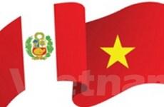 Nhiều hoạt động kỷ niệm 20 năm quan hệ ngoại giao Việt Nam-Peru