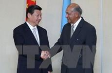 Trung Quốc thiết lập quan hệ đối tác chiến lược với 8 quốc đảo