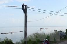 Đưa điện lưới quốc gia ra xã đảo duy nhất của TP Hồ Chí Minh