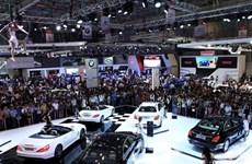 Hơn 160.000 lượt người tham quan Triển lãm ôtô Việt Nam 2014