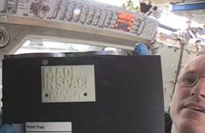 Máy in 3D trên vũ trụ đã in thành công sản phẩm đầu tiên