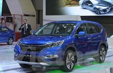 Honda Việt Nam có hơn 500 đơn đặt hàng mua xe CR-V 2015