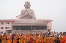 Khánh thành chùa Nam Tông đầu tiên của Phật giáo Việt Nam ở Ấn Độ