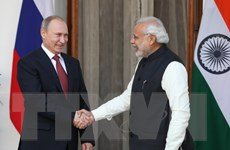 Mối quan hệ giữa Nga và Ấn Độ sẽ được thúc đẩy nhờ kim cương?