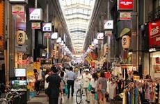 Lượng du khách quốc tế đổ về Nhật Bản đang gia tăng mạnh mẽ