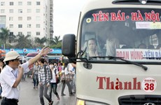 Hà Nội hoàn thành dự án mở rộng bến xe Mỹ Đình đầu năm 2015