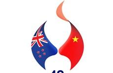 Công bố logo 40 năm quan hệ ngoại giao Việt Nam-New Zealand